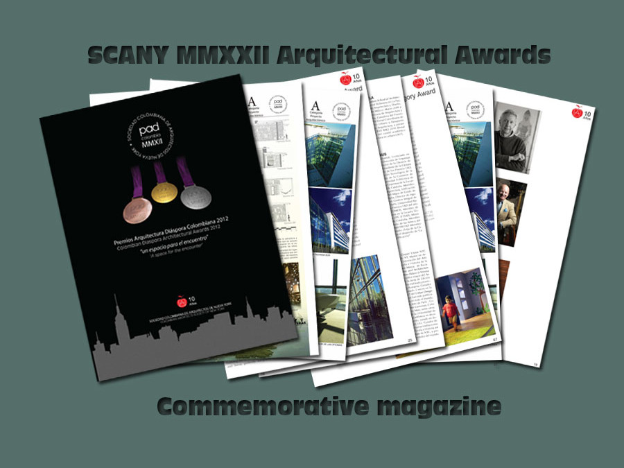 SCANY Arquitectural Awards