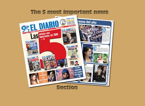 5 most important news of the year