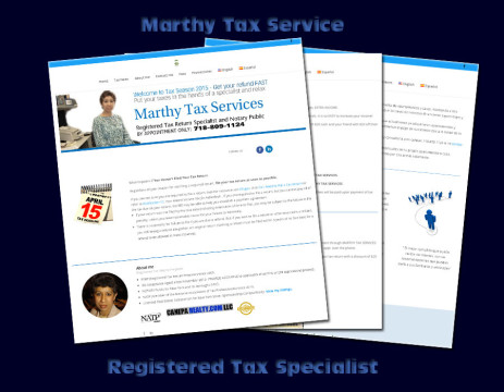 Marthy Tax Services